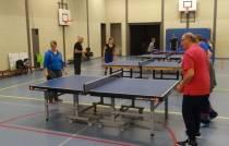 Tafeltennisvereniging Delta Impuls terug in Heerenveen