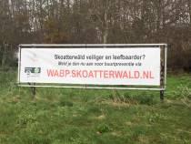 Whatsapp buurtpreventie van start in Skoatterwâld