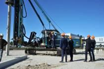Nieuwbouw ESA Trucks Heerenveen
