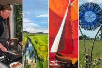 Terherne komend weekend in teken van kunst en proeven