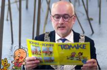 Weblog burgemeester Fred Veenstra: voorlezen