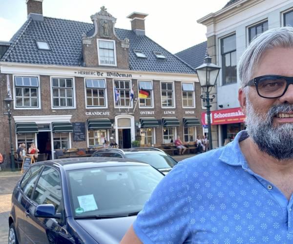DFM: een terras op de Schulpen in Lemmer is niet veilig