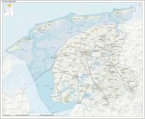 In 2040 afname Friese bevolking met 20.000 mensen