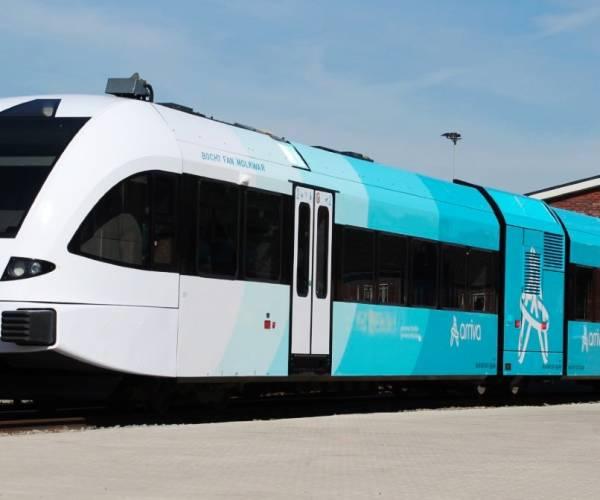 Zet jij Waterland van Friesland gratis op de trein?