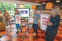 FOTO'S / Begrijpelijke taal bij laaggeletterdheid: campagne 'Gezondheid is ook taal'