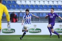 sc Heerenveen en FC Groningen delen punten in noordelijke derby
