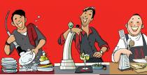 Werken in de horeca? Bij pizzeria ristorante La Gondola hebben ze vacatures!