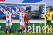 sc Heerenveen is teleurstellend begonnen aan 2021