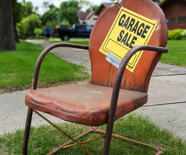 Wyldehoarne in Joure houdt 2 oktober Garage Sale