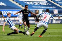 sc Heerenveen verliest in eigen huis van Ajax