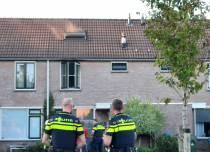 Brandweer heeft brand in woning aan de Barten snel onder controle