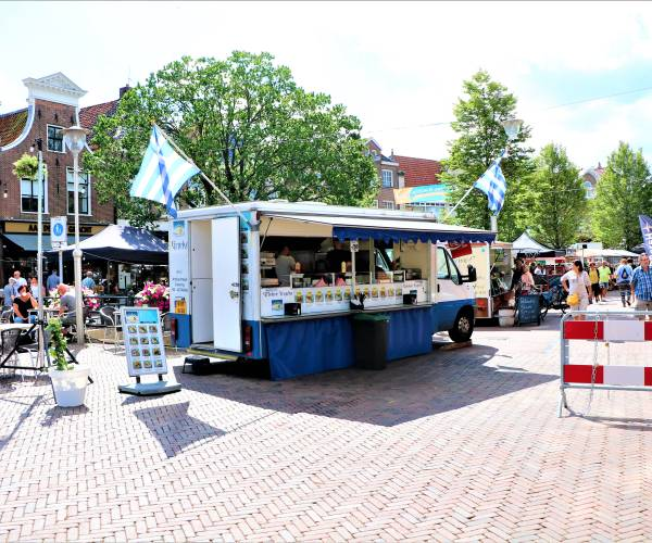 INGEZONDEN- VVD SWF stelt vragen over terrasuitbreiding en markt