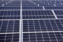 Tweede fase zonnepanelen op rioolwaterzuivering Joure
