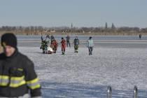 Antonius Ziekenhuis heeft het druk met ijsslachtoffers