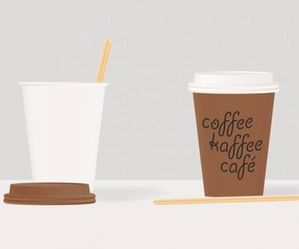 Koffiebekers laten bedrukken als ondernemer