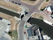 Riensluisbrug in Lemmer in voorjaar 2021 opgeknapt