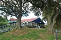 Paviljoen 't Mirnser Klif mag renoveren en een koepel plaatsen