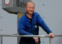 In gesprek met Wierd Gietema, werknemer bij IJlster Berco Machine- en Apparatenbouw in RVS en Aluminium