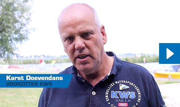 Resterende wedstrijden Koninklijke Watersportvereniging Sneek afgelast