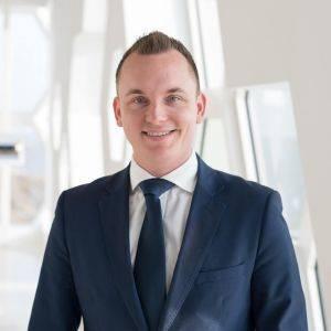 Mark de Man VVD-lijsttrekker voor de gemeenteraadsverkiezingen maart 2022