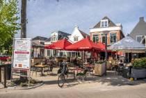 Horecaondernemers in De Fryske Marren doen dinsdag 2 maart mee aan 'terrassen op de kop' actie