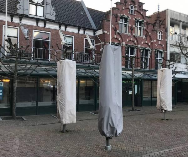 Op 2 maart zet de Fryske horeca de terrassen op de kop