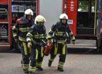 Laatste uitruk voor oudste brandweerman van Fryslân