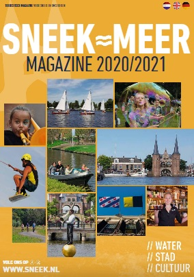 Sneek is Meer Cover