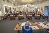 Weblog burgemeester Fred Veenstra: een bijzondere avond