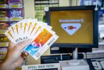 Mega Jackpot Staatsloterij van 26,3 miljoen euro valt in Friesland