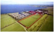De FNP is tegen luxe vakantievilla's aan de Sleattemer Mar