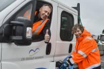 De Fryske Marren is over op HVO-100 fossielvrije diesel
