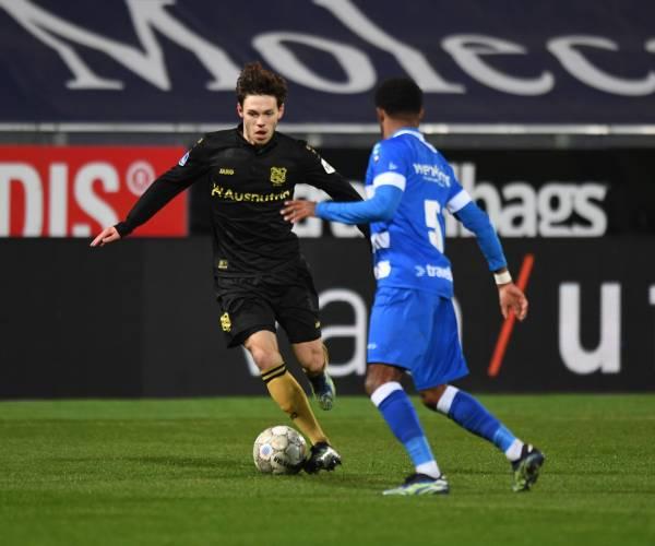 Heerenveen verspeelt voorsprong en verliest van PEC Zwolle