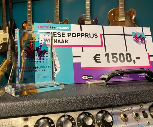 8501Indie wint Friese Popprijs 2020