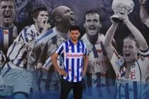 Joaquin Fernandez tekent tot 2023 bij sc Heerenveen