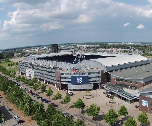Ruim 4000 sc Heerenveen fans verlengen seizoenkaart