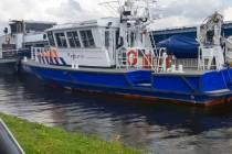 Politie ontdekt hennepkwekerij met 1000 planten in binnenvaartschip bij Spannenburg