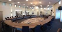 Petear en raadsvergadering in verband met nieuwe coronamaatregelen weer digitaal