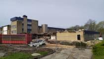 Sloop verzorgingshuis De Finke in Koudum gestart