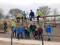 Survivalrunvereniging Pauwenburg schaft nieuwe hindernissen aan met geld van Schoon Belonen