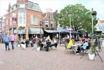 Súdwest-Fryslân: ook in 2021 grotere terrassen