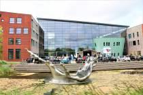 Diploma Drive-in bij ROC Friese Poort Sneek