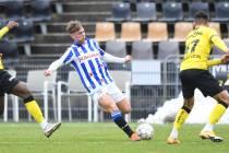 sc Heerenveen pakt op de valreep een punt bij VVV-Venlo