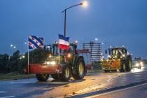 Met trekkers demonstreren in Fryslân wordt verboden