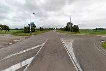 Begin maart start aanleg rotonde Broek-Zuid