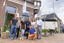 Herman den Blijker even terug in Joure