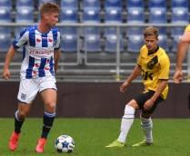 sc Heerenveen begint oefencampagne met verlies bij NAC Breda