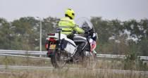 Forse schade bij aanrijding op de A7 bij Tjalleberd