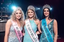 Suzette van der Pol uit Lemmer Miss Intercontinental