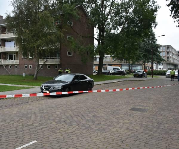 Politie lost waarschuwingsschot na achtervolging door centrum Heerenveen